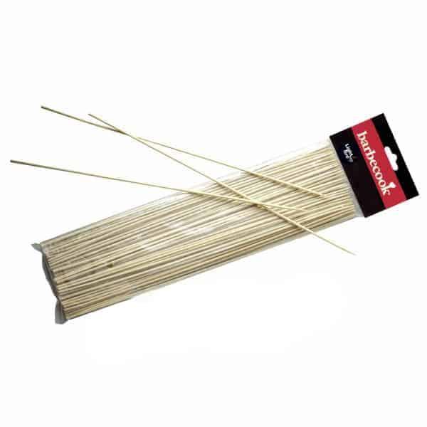 Pinchos para barbacoas de bamboo Barbecook